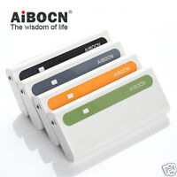 10000mAh Portable Cell Phone Pack Backup External Battery Power Bank Charger US