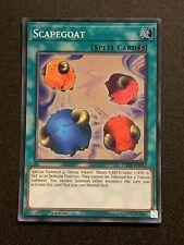 Yugioh: Scapegoat DASA-EN052 - Super Rare - 1st Edition