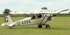 "RC plans & Patterns PIETENPOL'S AIRCAMPER Huge 80"" WINGSPAN"