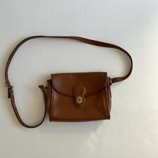 Women's Coach Vintage Crossbody Bag Brown Small