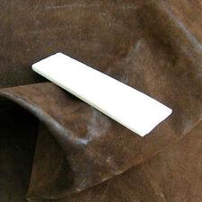 Knochenplatte KAMEL Knochen für Messer Schmuck Zierrat Nadel DIY 120x35x3 mm
