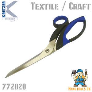 "Kretzer Finny 9"" Textile / Craft / Needlework Scissors 772020 - Stainless Steel"