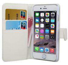 iPhone 7 / 8 plus wallet case hoesje - wit