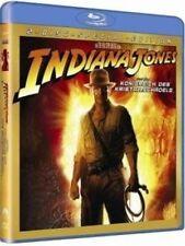 INDIANA JONES UND DAS KÖNIGREICH DES KRISTALLSCHÄDELS (Blu-ray, 2 Discs) NEU+OVP