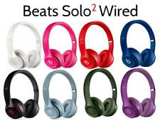 Authentic Beats by Dr. Dre Solo 2 2.0 Wired On-Ear Headband Headphones