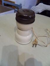 Vintage moulin a cafe electrique kaffeemuhle electric coffee grinder 60.70's