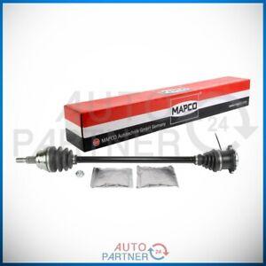 Mapco Thin Short Drive Shaft Right Ø108 For VW Golf 4 1.8T V5 Audi A3 Tt