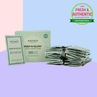 Nuface Prep-N-Glow Cleanse + Exfoliation Cloths 20 ct. Sealed Fresh