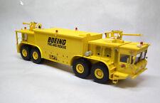 Resin 1/50 Oshkosh P-15 Twin Engine 8x8 Fire Truck 1977 - Ready Made - Boeing