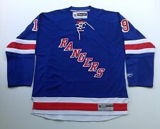 SCOTT GOMEZ New York Rangers Reebok Premier Home NHL Hockey Jersey Original XL