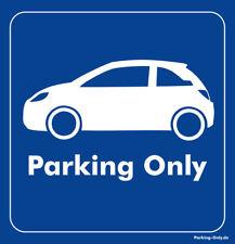 Parking Only - Opel Adam - Aufkleber