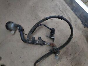 yamaha vmax v-max vmx1200 rear brake kit master cylinder pipe hose