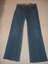 Adriano Goldschmied The Convertible retro flare top-stitch jeans 24 Reg 29x31 EC