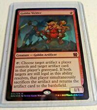 MTG Goblin Welder FOIL - Dual Decks: Elves vs Inventors - NM -