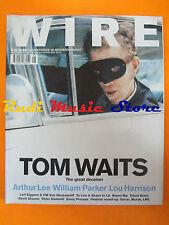 rivista WIRE 222/2002 Tom Waits Arthur Lee William Parker Lou Harrison  * No cd