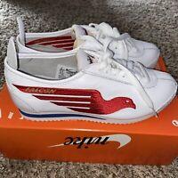 Nike Cortez '72 S.D. Falcon Dog Pack White Red CJ2586-102 Men's Shoes Size 4