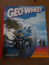 GEO WHIZ National Geographic Books for Young / World Explorers