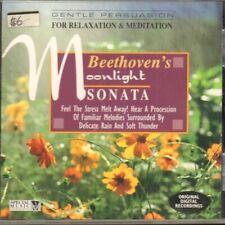 Various Classical(CD Album)Beethoven's Moonlight Sonata-Essex-SCD-5157-VG