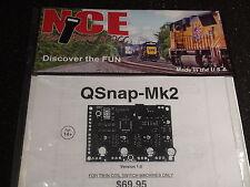 NCE DCC QSNAP-MK2 # 05240153 BIGDISCOUNTTRAINS