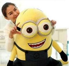 Despicable Me Double Eyes Minion Big Giant Large Soft Plush Toy Doll Gift 60cm