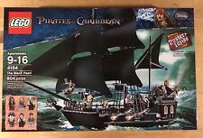 LEGO 4184 Pirates of the Caribbean The Black Pearl New in Sealed Box