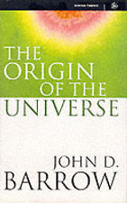 USED (GD) The Origin of the Universe (Science Masters) by JOHN D. BARROW
