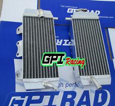 FOR Yamaha WRF250 WR 250 F WRF 250  2007 - 2009 2008 Aluminum Radiator