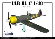 Icaerodesign 1/48 IAR-81C Resin/Multimedia kit