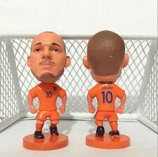 Statuina WESLEY SNEIJDER #10 NEDERLAND HOLLAND football action figure 7 cm