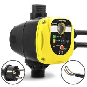 TROTEC Elektronischer Druckschalter TDP DS  für Wasserpumpen ohne Stecker