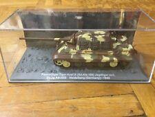 Panzer JagdTiger Tank Wehrmacht NEW diecast Altaya 1/72