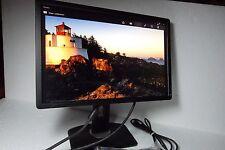 "Dell Professional P2213 22"" LED Monitor w/4-Port USB Hub VGA DVI DP FP04F FJ44J"