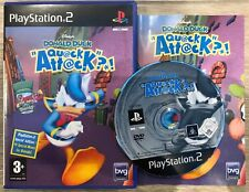 Disney's Donald Duck couak attack COMPLET (PS2)