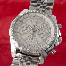 Breitling For Bentley 6.75 Chronograph Automatik Stahl A44362 VP: 11240,- Euro