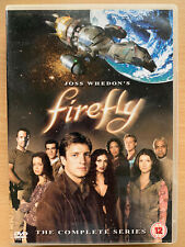 Firefly la Serie Completa DVD 2002 Joss Whedon Serenity Fantascienza TV Show