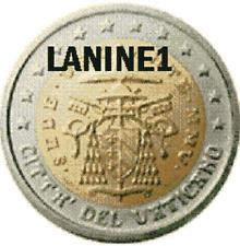 2 EURO BU SEDE VACANTE 2005 TRES TRES RARE