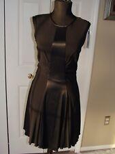 Sandro Paris Risla Black Dress Size 1