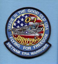 CESSNA O-1 BIRD DOG USAF VIETNAM ERA Observation Squadron Jacket Patch