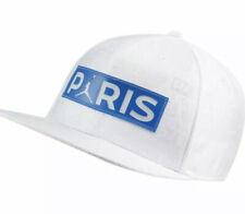 Nike Air Jordan PSG Paris Saint-Germain Pro SnapBack Hat Cap CJ8056-100 NWT