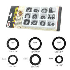 50 Pieces Power Pressure Washer O-Rings Replacement Rubber Black