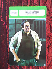ROBERT HOSSEIN - MOVIE STAR - FILM TRADE CARD - FRENCH  - #2