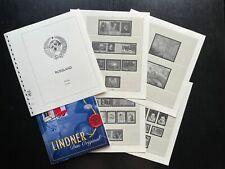 LINDNER Vordrucke Russland Sowjetunion T237-T241 gebraucht => Auswahl 1858-2018