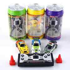 Can Coke Remote Control Mini Speed RC Racing Car Vehicles Xmas Children Toys