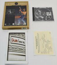 Fade to Black CD ROM Classics Big Box 1995 Gold Edition PC Retro Vintage Game