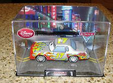 Darrell Cartrip Cars 2 Die Cast Car Nascar Limited Edition Disney