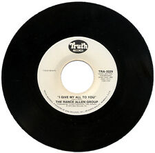 """RANCE ALLEN GROUP  """"I GIVE MY ALL TO YOU""""   DEMO  70's SOUL MOVER   LISTEN!"""