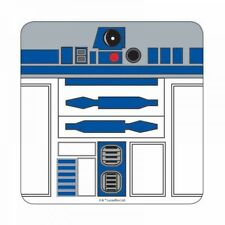 Star Wars Coaster R2-d2 Case (6) Half Moon Bay Bicchieri amp Boccali