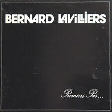 BERNARD LAVILLIERS Premier Pas FR Press Festival FLD 744 1981 LP
