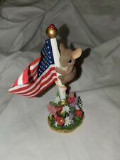 "Charming Tails ""Hold On To Freedom"" #98/376 - Ebay exclusive"