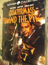 Quatermass and the Pit (DVD, 1998) Hammer Collection, Classic Si-Fi, OOP